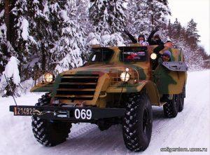 частный музей военной техники